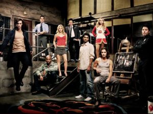 Cast of the hit TV show Heroes