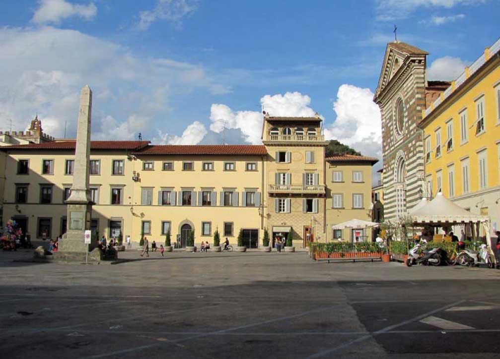 The charger bulletin campus news and events for Piazza san francesco prato
