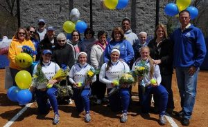 Women's Softball (Charger Athletics Photo)