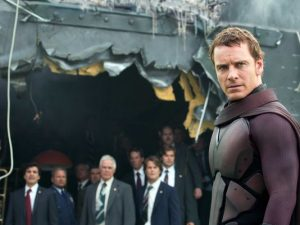 Michael Fassbender in X-Men: Days of Future Past. (AP Photo)