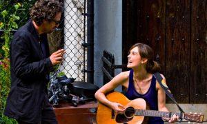 Mark Ruffalo and Keira Knightley in Begin Again (AP Photo)