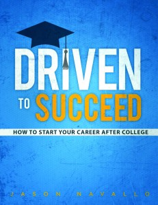 Driven to Succeed, by David Navallo, was released early in September