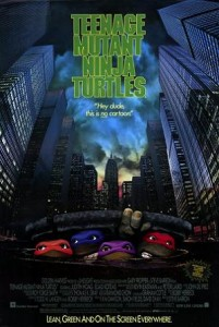 SSC TMNT movie poster