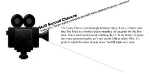 Staff Second Chances - the game plan