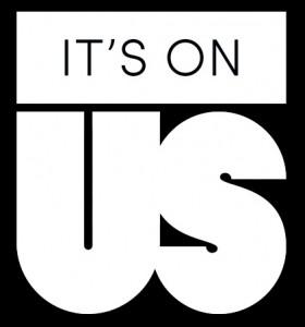 The #ItsOnUs Campaign logo