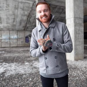 Matty Mullins released his debut solo album on Sept. 23  (Photo obtained via Facebook)