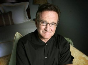 A tribute to Robin Williams, who will be missed by all. (AP Photo)