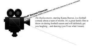 staff second chances - entertainment