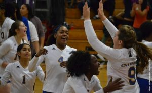 New Haven seeks third consecutive NE-10 crown this fall (Women's Volleyball / Photo provided by Charger Athletics)