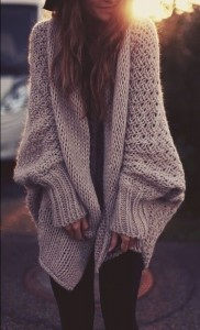 The perfect fall sweater (Photo obtained via Pinterest)