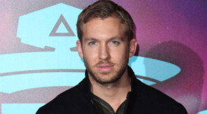 Calvin Harris is a Scottish musician on the rise (AP photo)