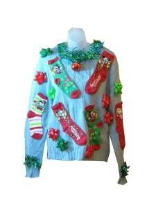 An ugly sweater (Photo obtained via Pinterest.com)