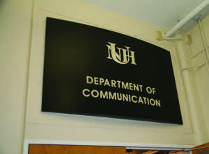 The Department of Communication is primarily located in Maxcy Hall (Photo by Elissa Sanci/Charger Bulletin Photo)