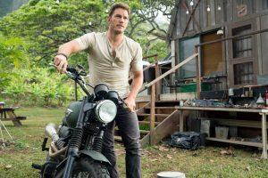 Chris Pratt stars in Jurassic World (AP photo)