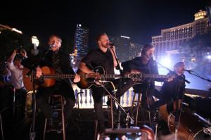 Imagine Dragons released their sophomore album Smoke & Mirrors Feb. 17 (AP photo)