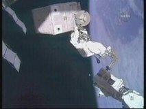 oh what fun, a spacewalk
