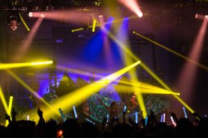 Krewella Headlines at the 2014 Spring Weekend Concert at North Campus (Jadams Photography)