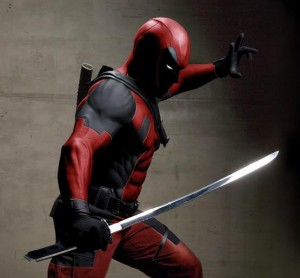 The Deadpool movie comes out Feb 12, 2016 (AP photo)
