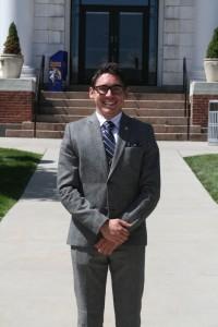 John Foti, USGA Treasurer (Chariot Yearbook photo)