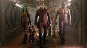 Guardians of the Galaxy has topped weekend charts for the third time since its debut. (AP Photo)