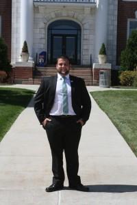 Richard Rotella, USGA President (Chariot Yearbook Photo)