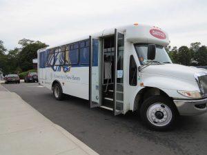 UNH Shuttle (Charger Bulletin photo)