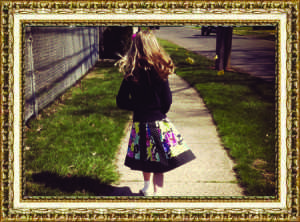 Photo of the week frame