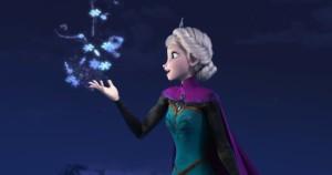 Queen Elsa is back in the new Disney short Frozen Fever (AP photo)