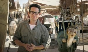J.J. Abrams, director of Star Wars: The Force Awakens (AP photo)