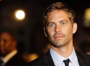 Paul Walker died when the Porsche he was a passenger in smashed into a tree and exploded north of Los Angeles on Nov. 30, 2013 (AP photo)