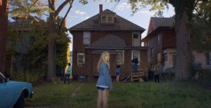It Follows is more terrifying to the mind than it is to the senses (AP photo)