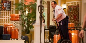 Kevin James stars in  Mall Cop 2 (AP photo)