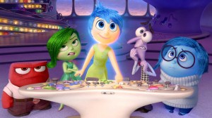 Inside Out stars Amy Poehler, Bill Hader and Phyllis Smith (AP photo)