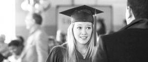 Lizzie McGuire's facial expression sums up what it feels like to be a senior (Disney photo)