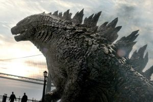 A scene from Godzilla (AP photo)