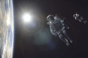 A scene from Interstellar (AP photo)