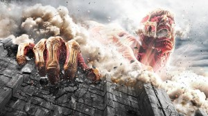 A scene from Attack on Titan (Forbes photo)