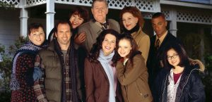 Netflix plans to release four new episodes of Gilmore Girls (The WB photo)