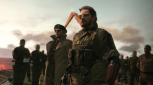 Metal Gear Solid V is an open world action-adventure stealth video game developed by Kojima Productions (Photo obtained via Forbes.com)