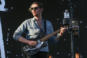 Hozier is featured on Mike's Spotify Playlist of the Week (AP photo)