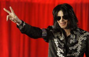 The late Michael Jackson  (AP photo)