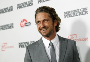 Gerard Butler to star in Gods of Egypt, out Feb. 26 (AP photo)