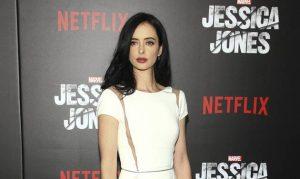 Krysten Ritter stars as Jessica in Jessica Jones (AP photo)