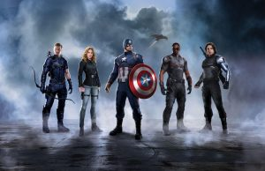 The cast of Captain America: Civil War   (Walt Disney pictures/Marvel Studios)
