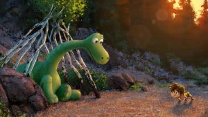 A still from The Good Dinosaur (CBS photo)