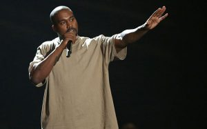Kanye West is set to release Swish in 2016 (AP photo)