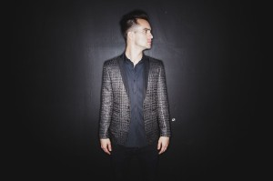 Brendon Urie of Panic! At the Disco (Photo obtained via Facebook)