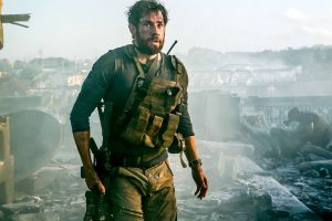 John Krasinski stars in 13 Hours: The Secret Soldiers of Benghazi (AP photo)