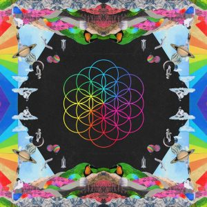 """Coldplay's seventh studio album, and possibly their last, is a complete 180 from their previous music. They turned almost psychedelic and found the pop influence inside them. Key songs include""""Hymn for the Weekend,"""" and """"Head Full of Dreams."""""""