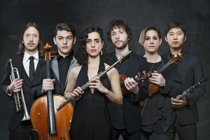 yMusic is a group of six New York City instrumentalists (yMusic photo)